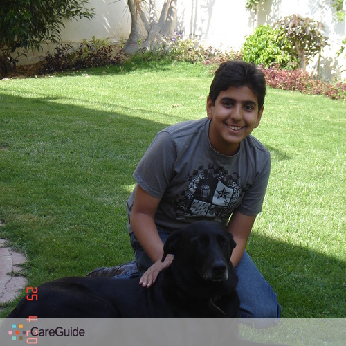 Pet Care Provider Youssef E G's Profile Picture