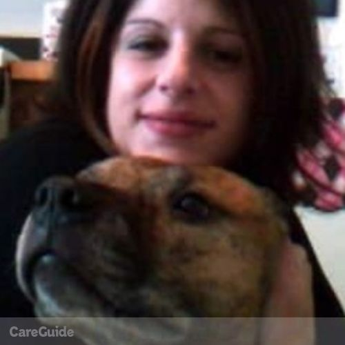 Pet Care Provider Julia Giardina's Profile Picture