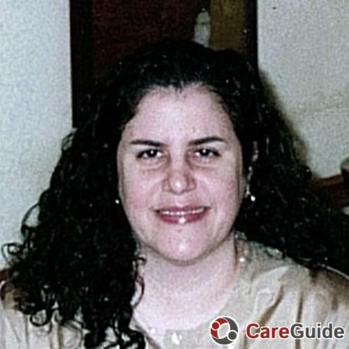 Elder Care Provider Lourdes Fernandez's Profile Picture