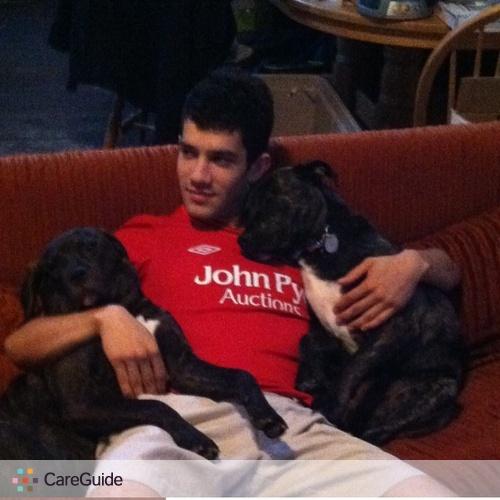 Pet Care Provider Victor M's Profile Picture