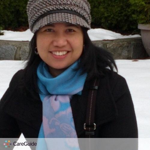 Child Care Provider Maria Victoria Linda's Profile Picture