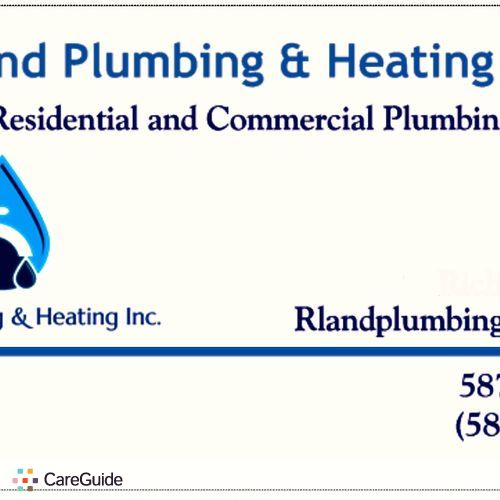 Plumber Provider Richard T's Profile Picture