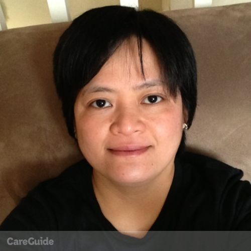 Housekeeper Provider Wilma Adriano's Profile Picture