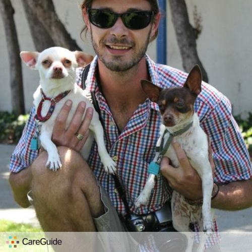Pet Care Provider Paul Botha's Profile Picture