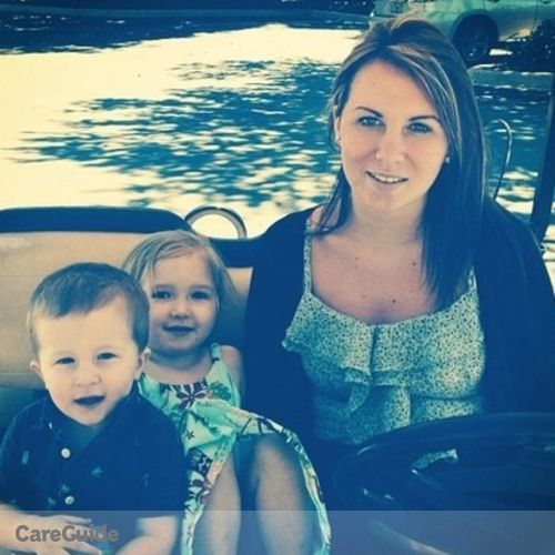 Canadian Nanny Provider Lexie Roper's Profile Picture