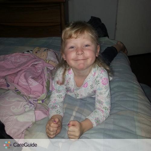 Child Care Provider Victoria N's Profile Picture
