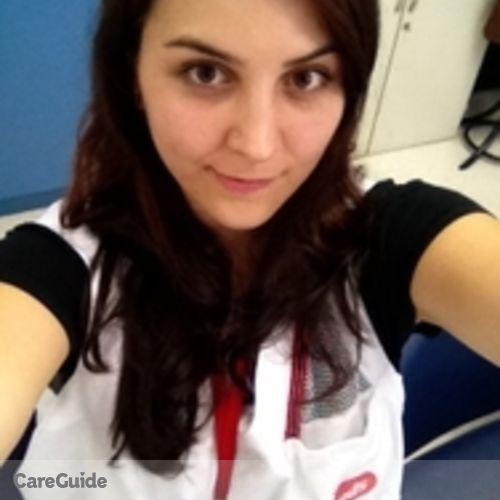 Canadian Nanny Provider Amanda Barahona's Profile Picture