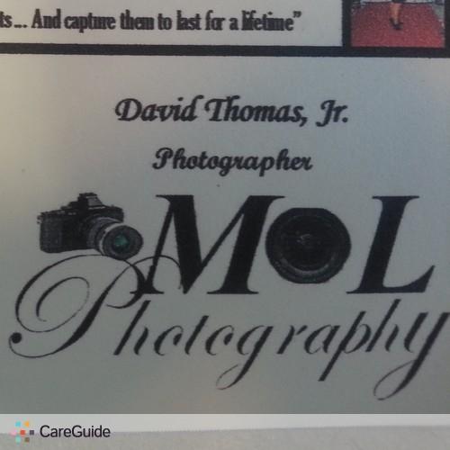Photographer Provider David T's Profile Picture