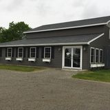 Farm-to-fork American restaurant with greenhouse and land to farm.
