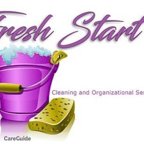 Housekeeper Provider Fresh Start Cleaning and Organizational Services's Profile Picture