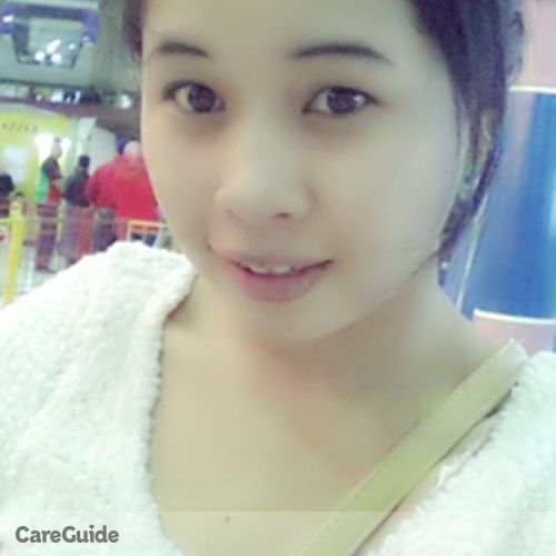 Canadian Nanny Provider Putri D's Profile Picture