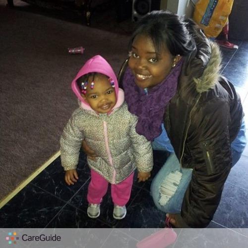 Child Care Job Tanisha Mitchell's Profile Picture