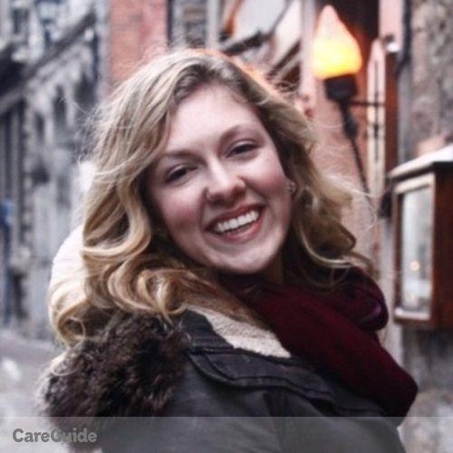 Canadian Nanny Provider Erin Maguire's Profile Picture