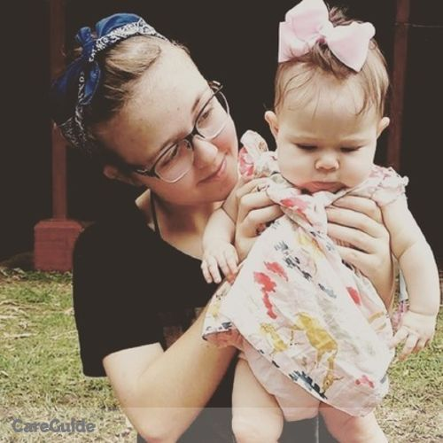 Canadian Nanny Provider Rebekah C's Profile Picture