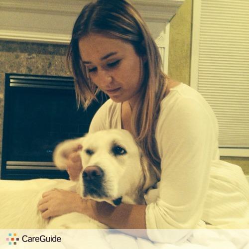 Pet Care Provider Kensingten Schmid's Profile Picture