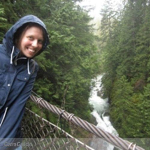 Canadian Nanny Provider Gloria D's Profile Picture