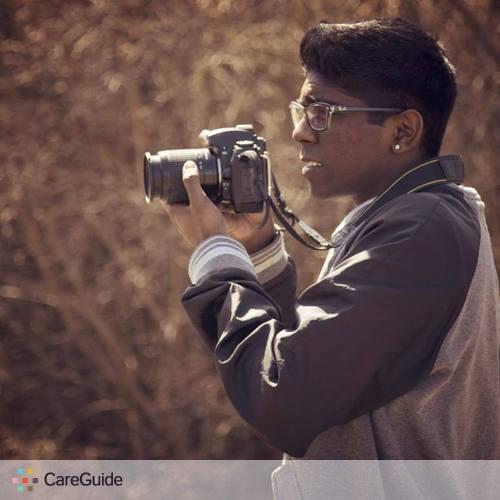Child Care Provider Caleb Chandra Mohan's Profile Picture