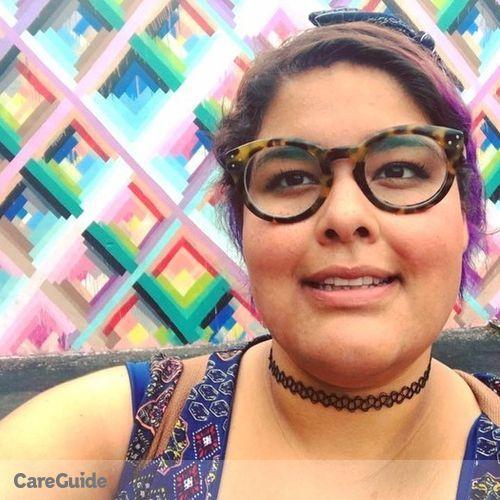 Pet Care Provider Pamella Rubio's Profile Picture