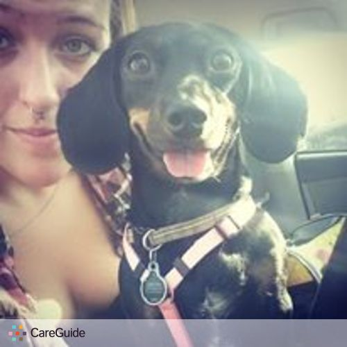 Pet Care Provider Alexandra Werner's Profile Picture