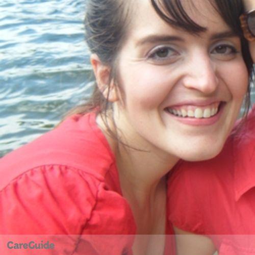 Canadian Nanny Provider Anna Warnes's Profile Picture