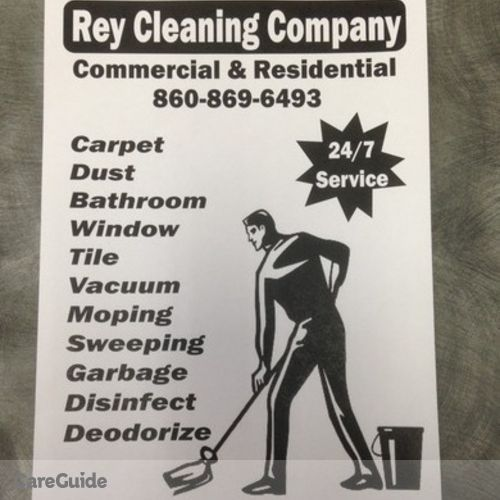 Housekeeper Provider Francisco J. Rey's Profile Picture
