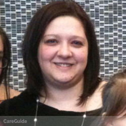 Canadian Nanny Provider Natasha F's Profile Picture