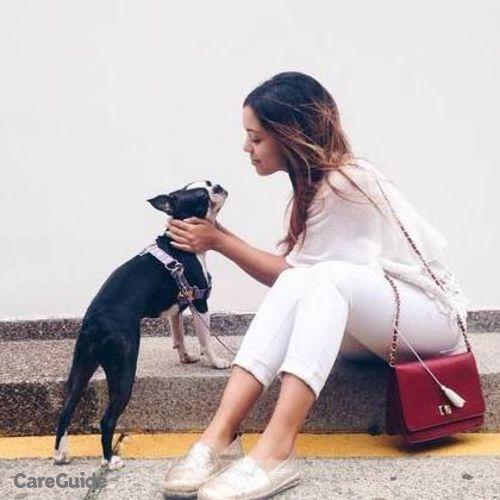 Pet Care Provider Liliana Zambrano's Profile Picture