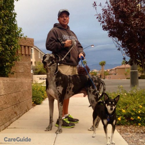 Pet Care Provider Frank Toth's Profile Picture