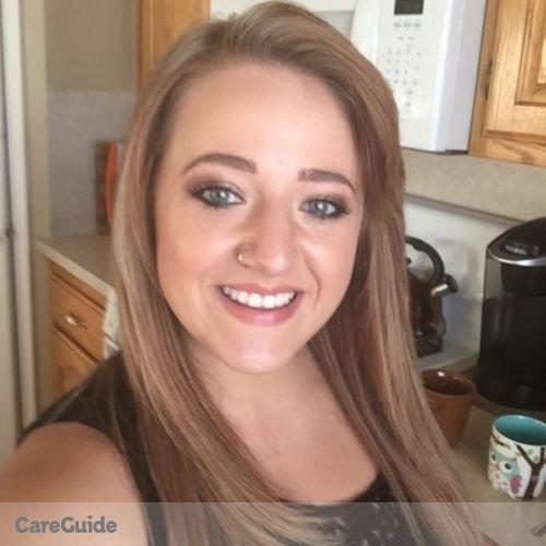 Child Care Provider Michaela B's Profile Picture