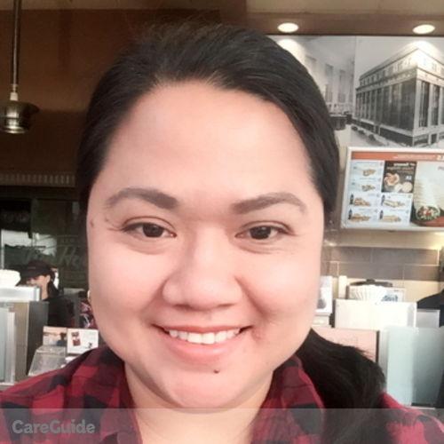 Canadian Nanny Provider Agnes Lopez's Profile Picture