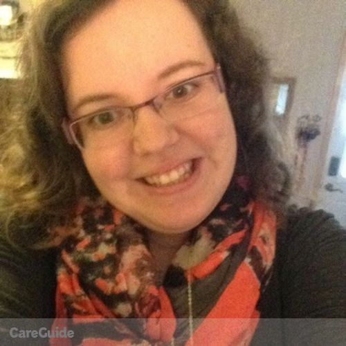 Canadian Nanny Provider Carly Skan's Profile Picture