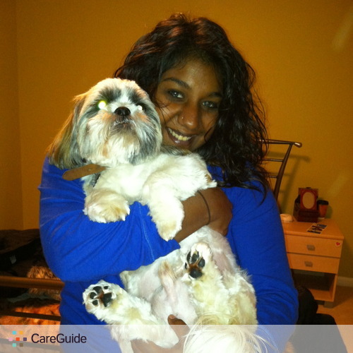 Pet Care Provider Jayasree Kandasamy's Profile Picture