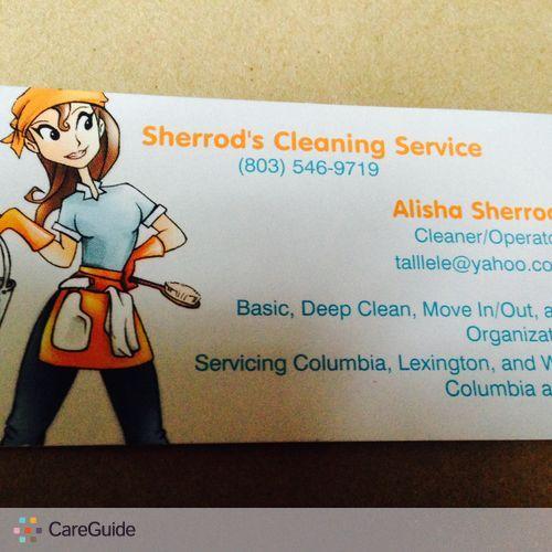 Housekeeper Provider Talisha Sherrod's Profile Picture