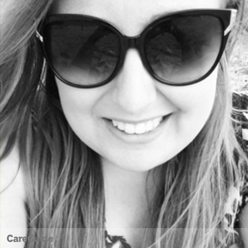 Canadian Nanny Provider Rianne 's Profile Picture