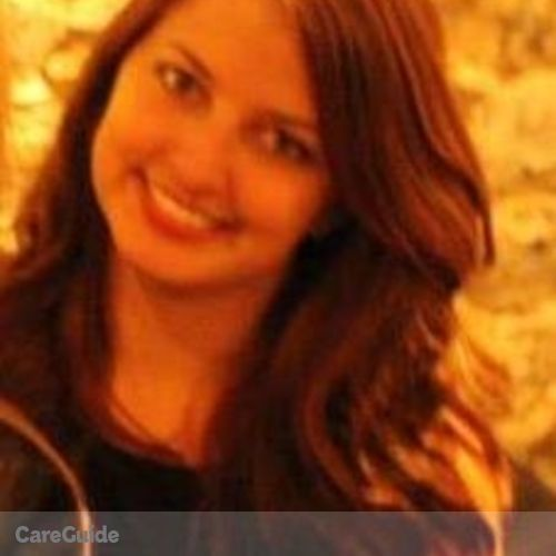 Canadian Nanny Provider Kate Cameron's Profile Picture