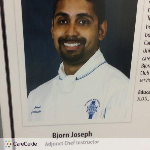 Chef Provider Bjorn Joseph's Profile Picture