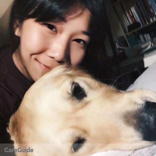Canadian Nanny Provider Maggie Li's Profile Picture