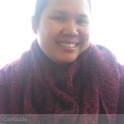 Canadian Nanny Provider Jenefer U's Profile Picture