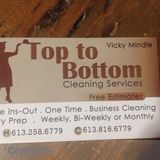 Top To Bottom Housecleaning