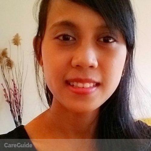 Canadian Nanny Provider Nopi Riyani's Profile Picture