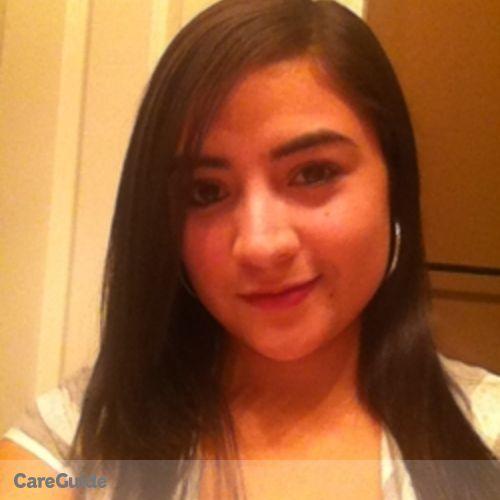 Canadian Nanny Provider Liliana Olarte's Profile Picture