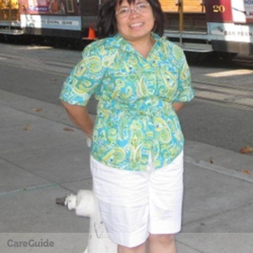 Canadian Nanny Provider Carol C's Profile Picture