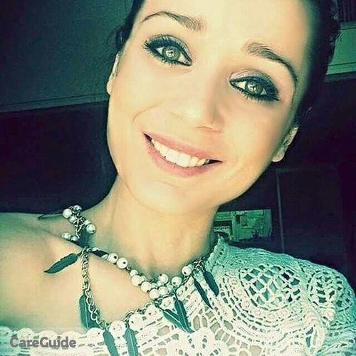 Canadian Nanny Provider Sofia Garcia's Profile Picture
