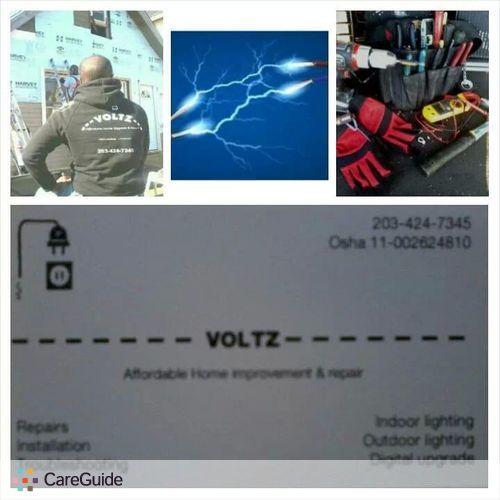 Electrician Provider Wenddel E's Profile Picture