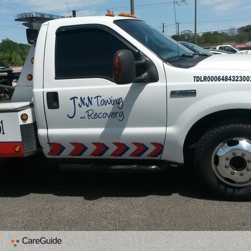 Truck Driver Job Jnn Towing and Recovery's Profile Picture