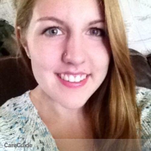 Canadian Nanny Provider Sophia Wallace's Profile Picture