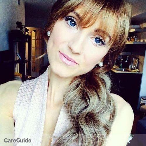 Canadian Nanny Provider Marina Conley's Profile Picture