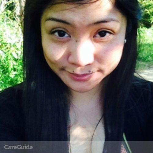 Canadian Nanny Provider Anna liza Silvestre's Profile Picture