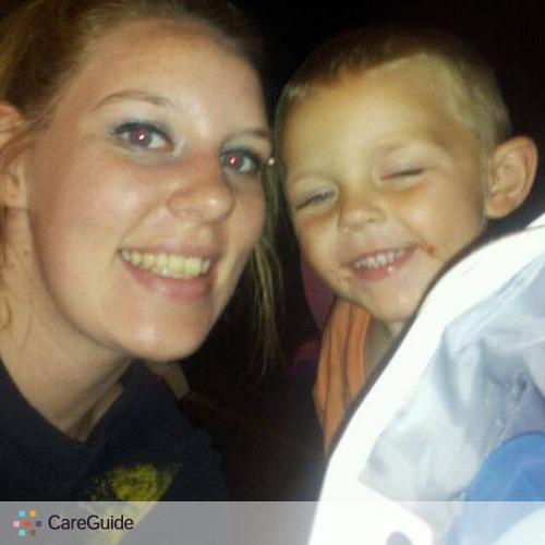 Child Care Provider Caitlin Morvant's Profile Picture