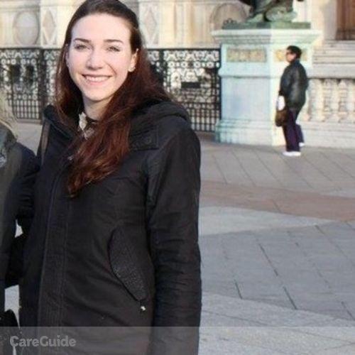 Canadian Nanny Provider Shannon Paul's Profile Picture